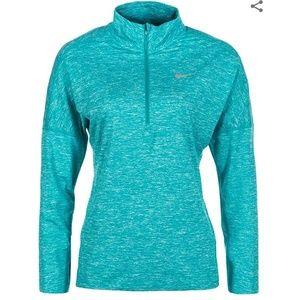 Nike Dri-Fit Quarter Zip Running Jacket